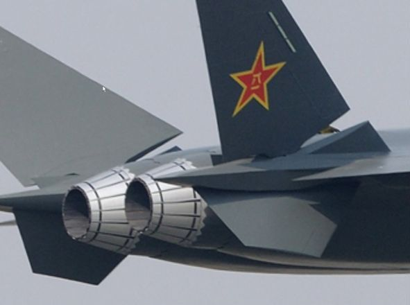 Chinese J20 02