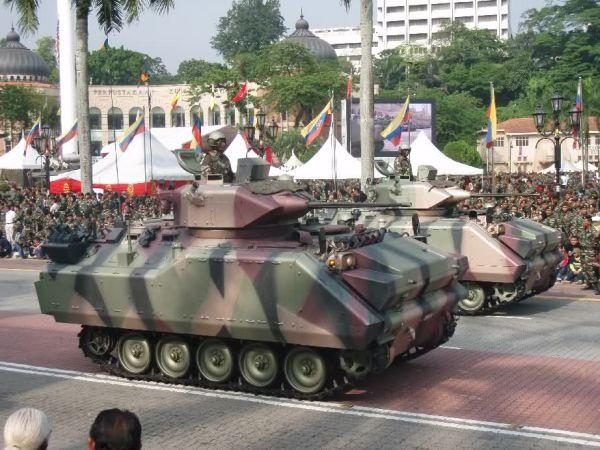 Malaysian Adnan IFV