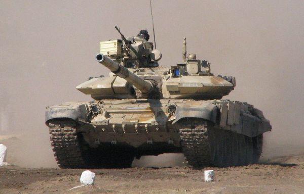 Russian T90 MBT b