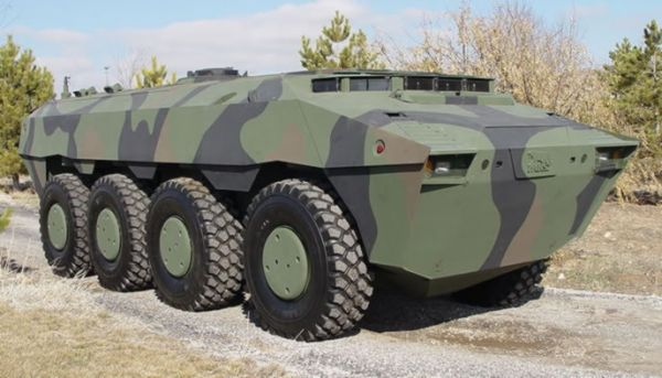 Turkish Pars 8x8