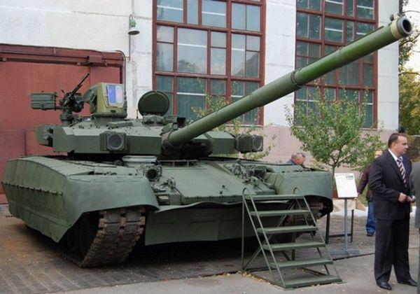 Ukrainian T84 Oplot