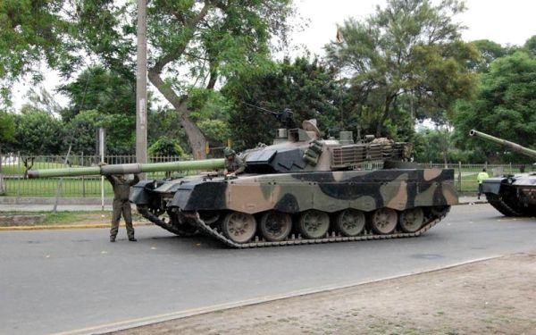 Chinese MBT 2000