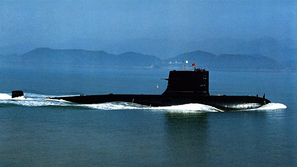 Chinese Song-class submarine
