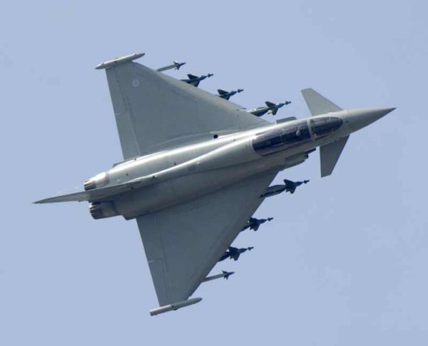 EU Eurofighter Typhoon