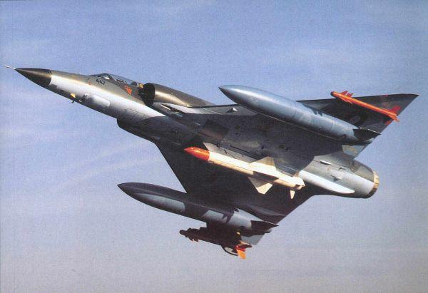 French Mirage III