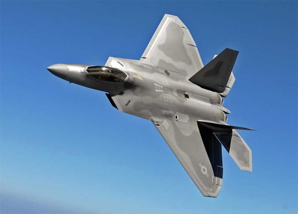 US F22 Raptor