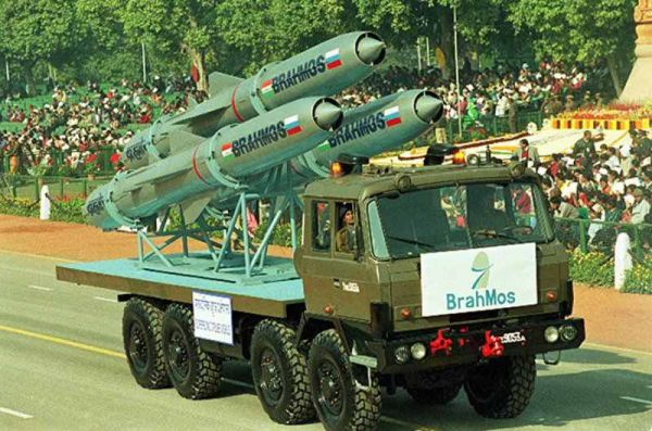 Indian Brahmos Block III
