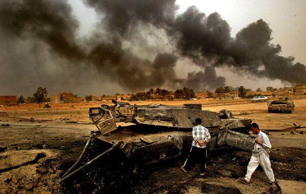 Iraq Combat