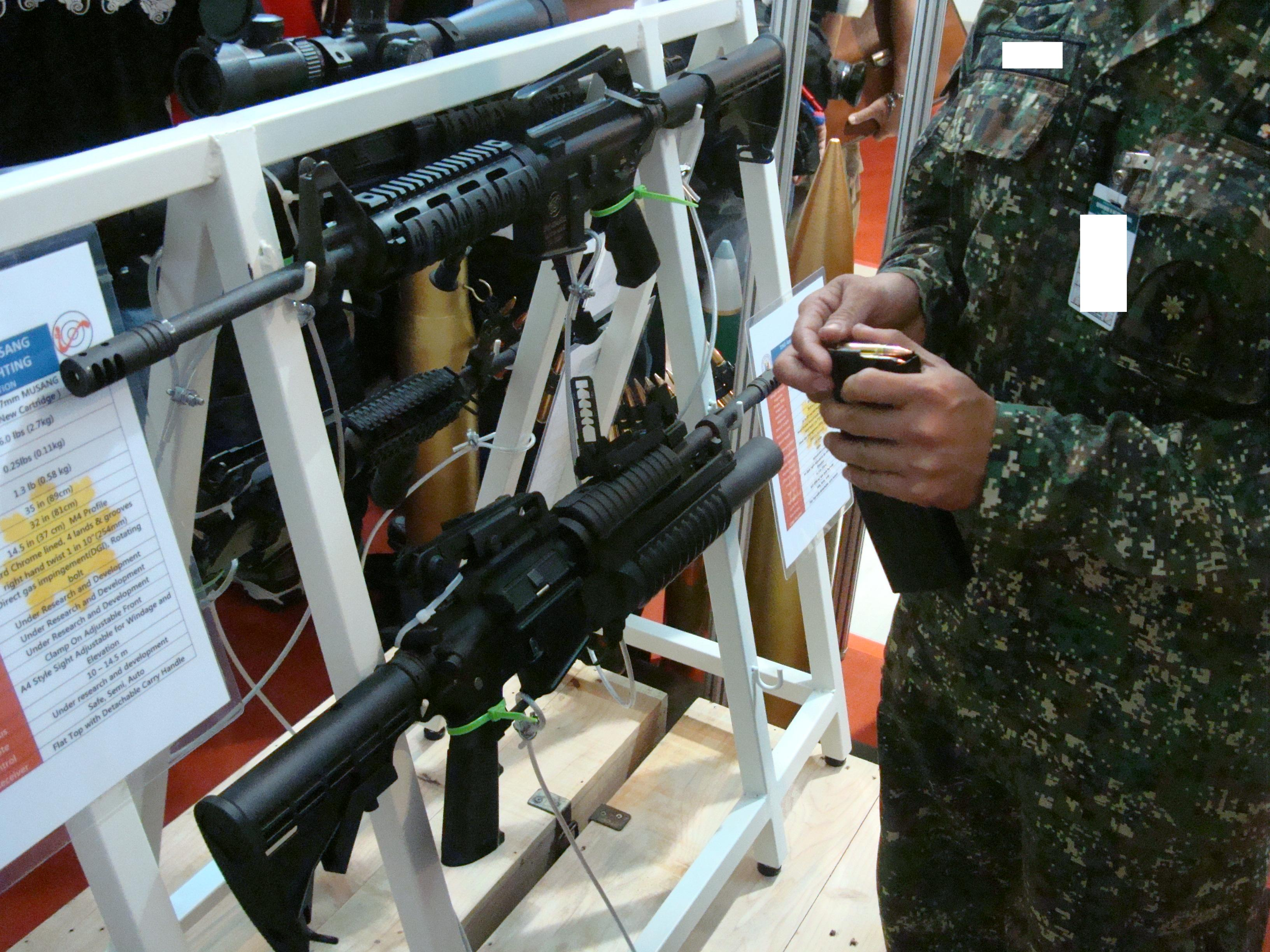 Visual Companion To A Manila Gun Show (2012)