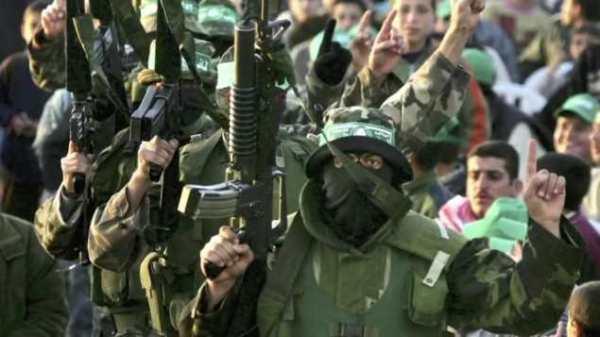 Hamas Gunmen