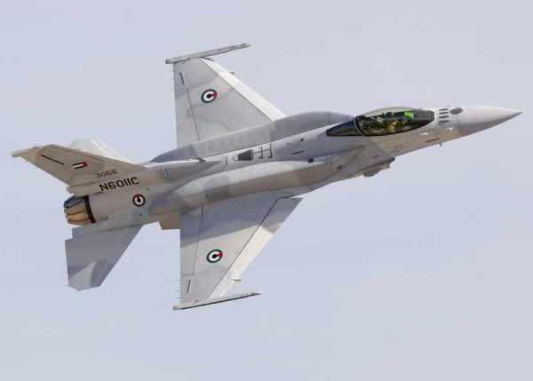 US F-16 Block 60