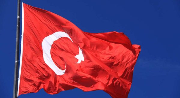 Turkish flag 02