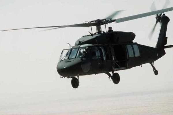 US UH-60 Blackhawk