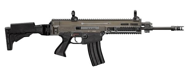 Czech BREN A1 assault rifle 02