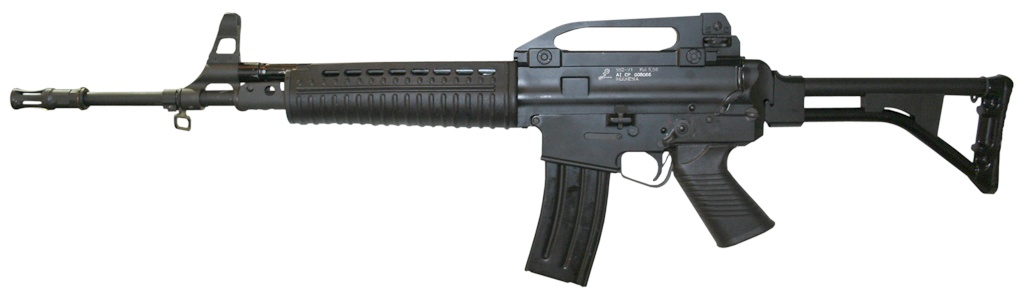 The Assault Rifles Of The Near Future