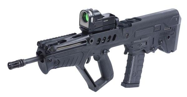 Israeli TAR-21 2