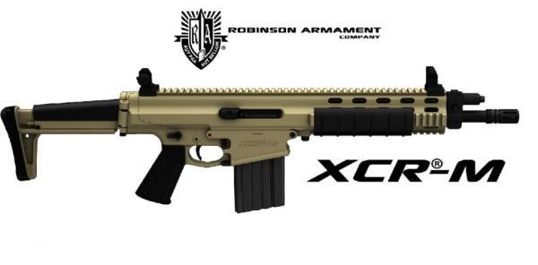 US Robinson Armament XCR