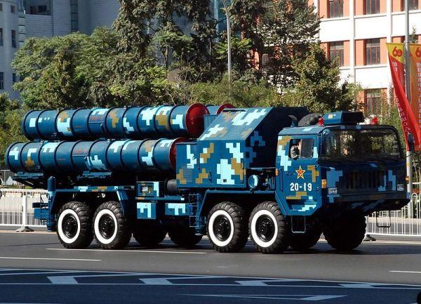 Chinese S-300 SAM