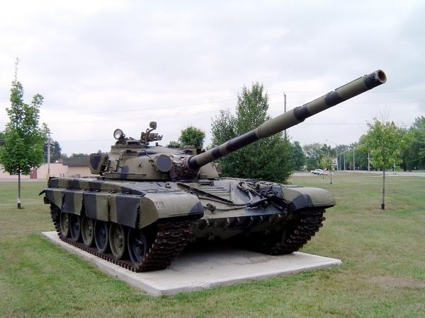 Russian T-72 v4