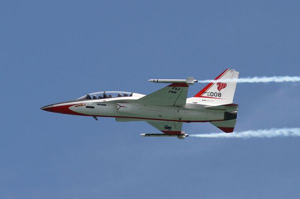 South Korean FA-50 v2