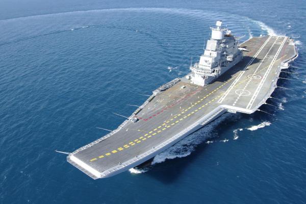 Indian Navy INS Vikramaditya