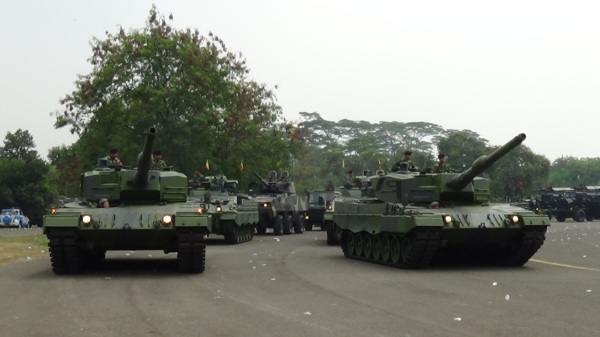 Indonesian Leopard 2