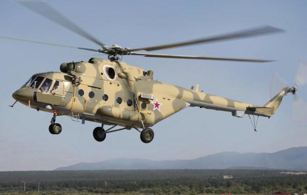 Russian Mi-17