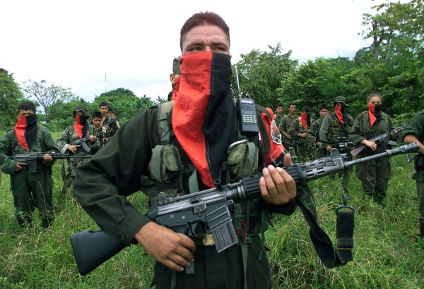 The National Liberation Army of Colombia