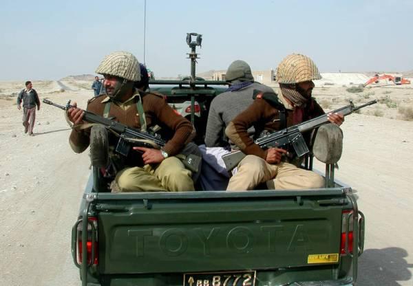 Pakistani militia