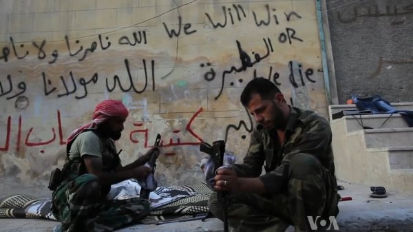 Syrian Rebel 03
