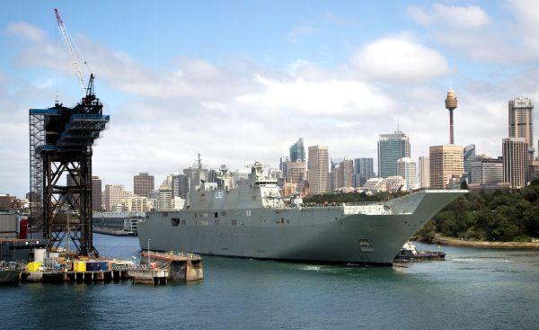 Via Royal Australian Navy