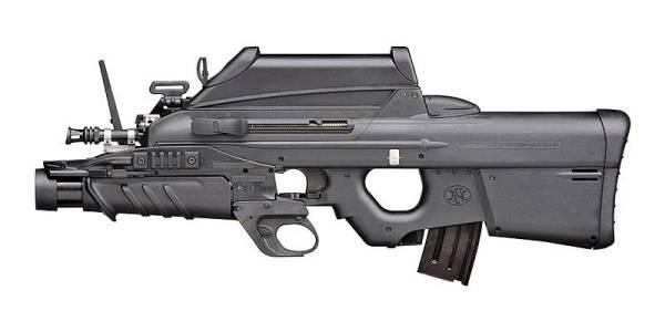 Belgian FN F2000 (via FN Herstal)