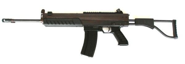 Czech CW 556 assault rifle