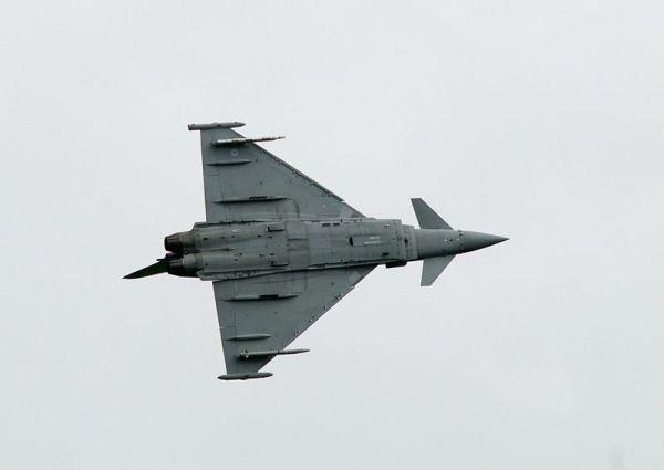 EU Eurofighter Typhoon