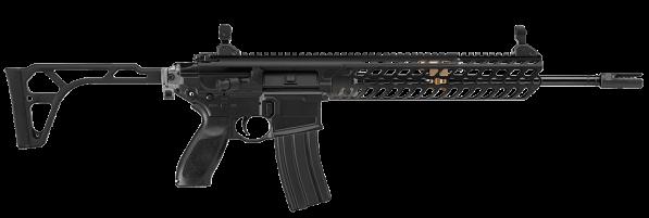Swiss SIG Sauer MCX rifle
