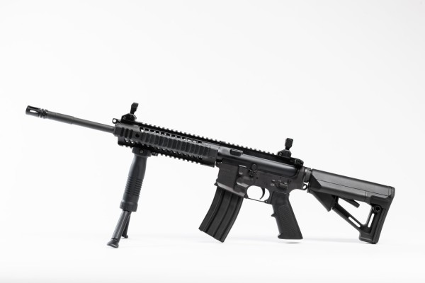 UAE Caracal 816 rifle