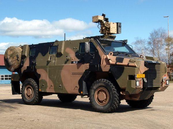 Australian Bushmaster 4x4