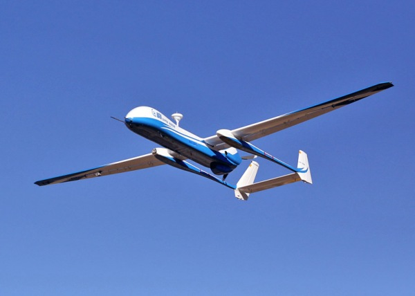 Israeli IAI Super Heron UAV