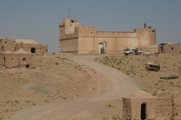 Iran Afghan Border