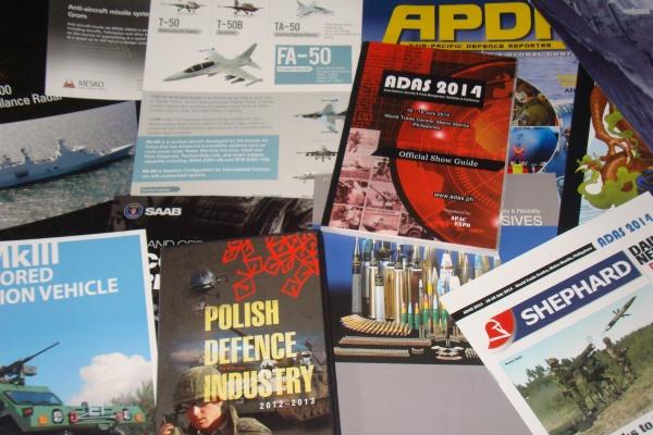ADAS 2014 brochures