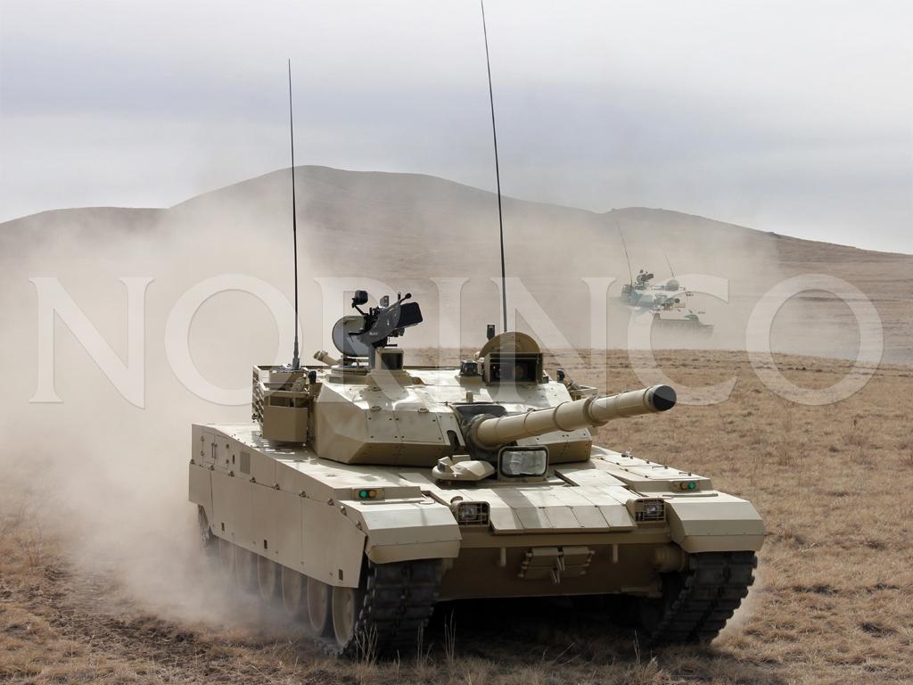 Asian Tank 6