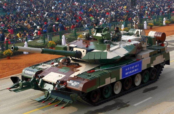 Indian Arjun Mk.2