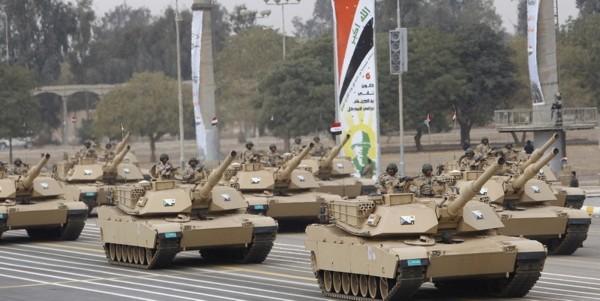Iraq Army MBT M1 Abrams