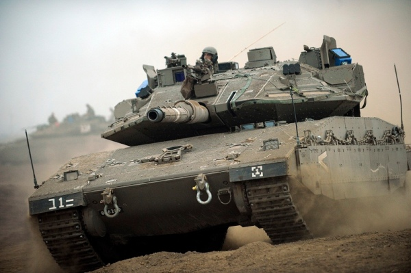 Israeli Merkava 4