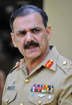 Major General Asim Saleem Bajwa