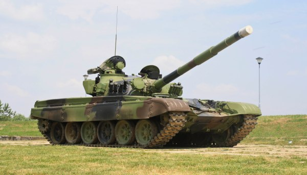 Russian Serbian M-84