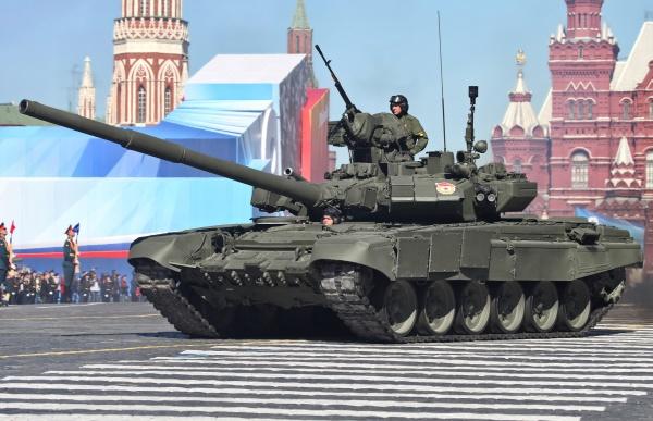Russian T-90 MBT