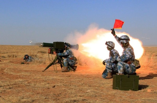 Chinese HJ-8 ATGM 01