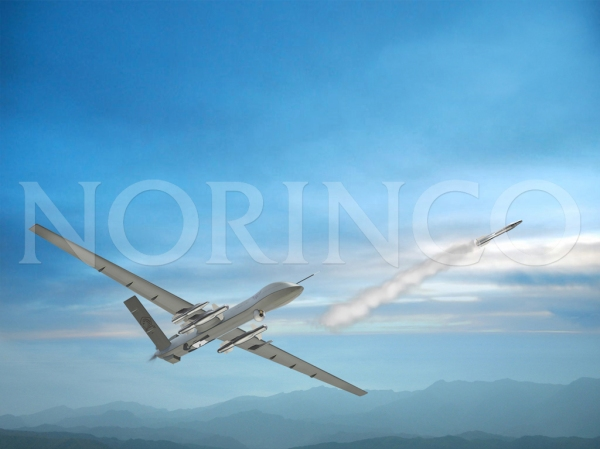 Chinese Norinco attack UAV