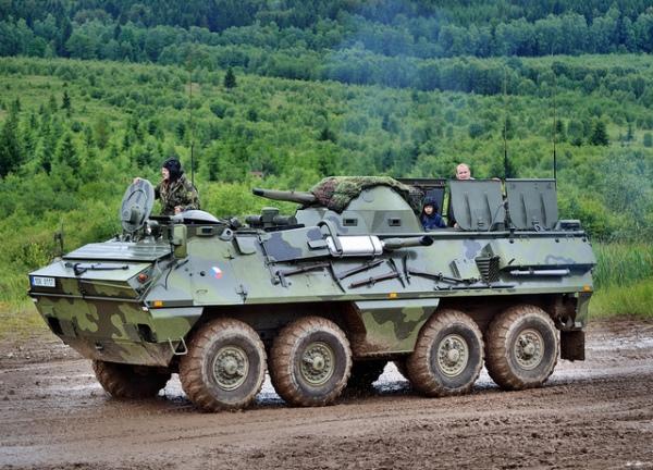 Czech OT-64 8x8